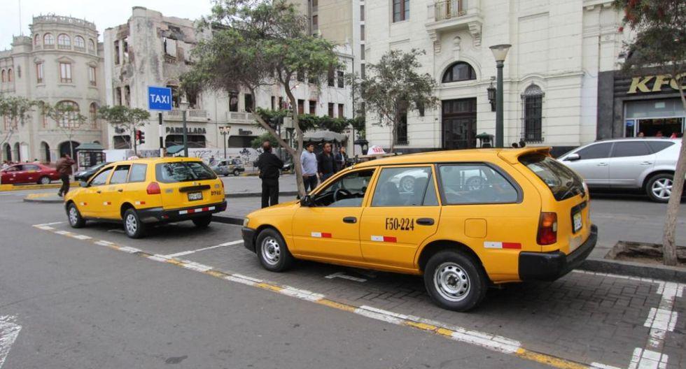 El MTC pide tener en cuenta el Reglamento Nacional de Vehículos (RNV), (Foto: MML)