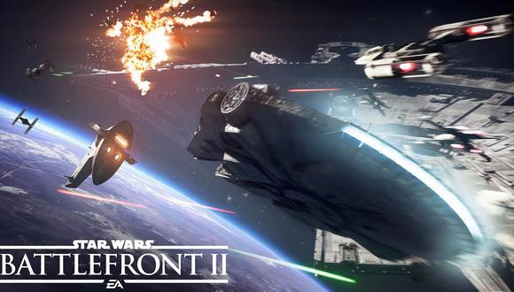 'Star Wars Battlefront II': EA suspende el criticado sistema de micropagos. (Difusión)