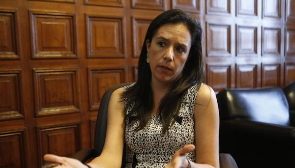 Marisa Glave fue regidora de Lima cuando Susana Villarán era la alcaldesa. (GEC)