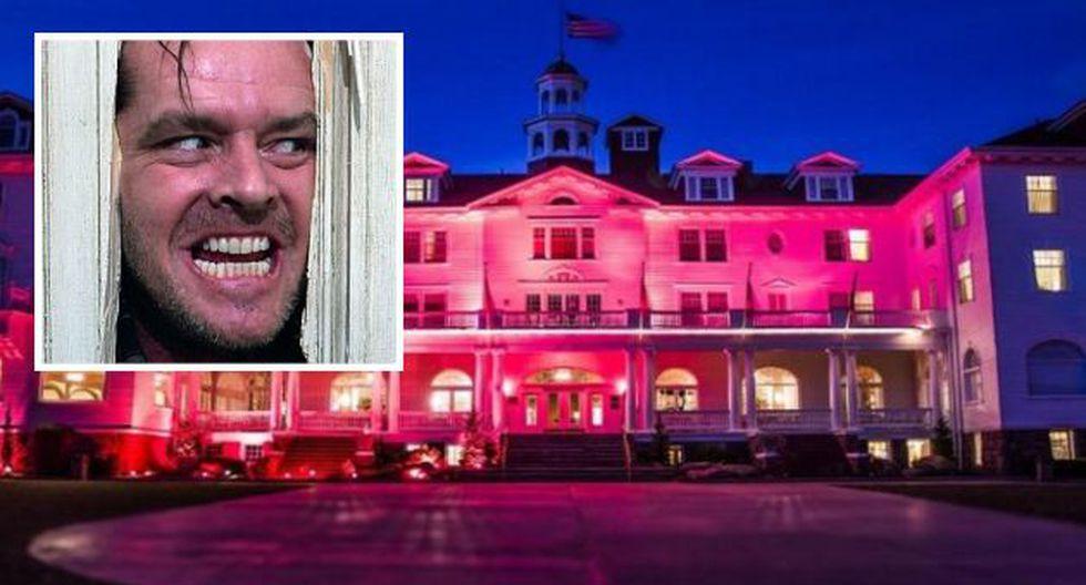 Hotel de 'El resplandor' será un museo de terror. (latimes.com)