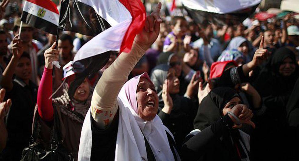 La plaza cairota se ha convertido en un lugar peligroso para las mujeres egipcias. (Reuters)