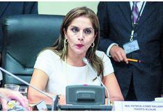 Elecciones 2021: Exteniente alcadesa de Lima Patricia Juárez se inscribió en Fuerza Popular