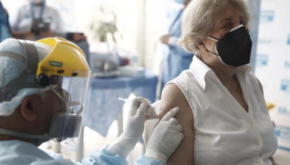 Norma señala que el funcionario que ocupe el cargo de viceministerio de Salud Pública será quien coordine y dirija la estrategia para la implementación del Plan Nacional de Vacunación contra el COVID-19. (Foto: GEC)
