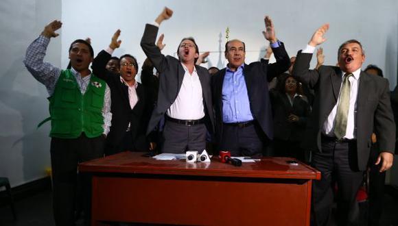 PPC: Alberto Valenzuela inscribe precandidatura a la Alcaldía de Lima. (Rafael Cornejo)