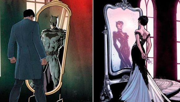 Batman y Gatúbela (Foto: DC Comics)