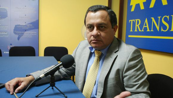 Gerardo Távara indicó que con esta comisión se replica la experiencia de la Comisión de la Reforma del Sistema de Justicia. (Foto: Andina)