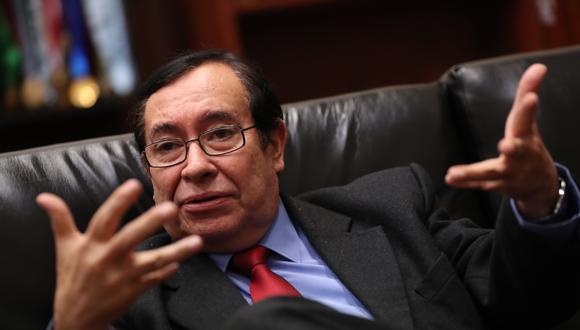 Víctor Prado Saldarriaga fue presidente del Poder Judicial cuando el Congreso protagonizó escandalosos blindajes a congresistas sentenciados. (FOTO: USI)