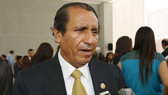 Alcalde de Ate, Óscar Benavides, será el presidente de la Mancomunidad de Lima Este-Carretera Central. (USI)