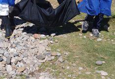 Hallan torso de hombre descuartizado en río de Pilcomayo en Junín [FOTOS]