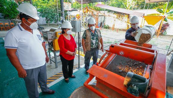 Madre de Dios: formalizan a 249 mineros y fueron beneficiados con talleres de capacitación (Foto: Minem).