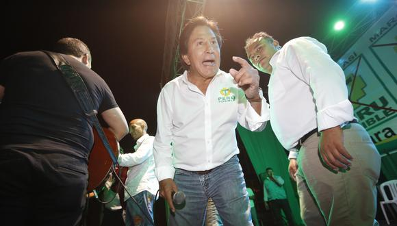 El expresidente Alejandro Toledo tiene dos pedidos de prisión preventiva por casos Odebrecht y Ecoteva (GEC).