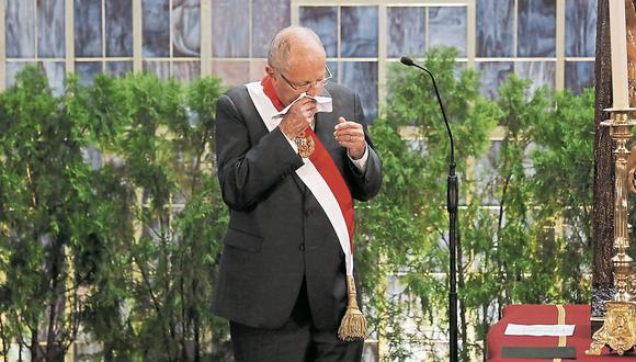 No le creen. Parlamentarios sostienen que las personas han perdido la confianza en el jefe de Estado. (PikoTamashiro/Perú21)