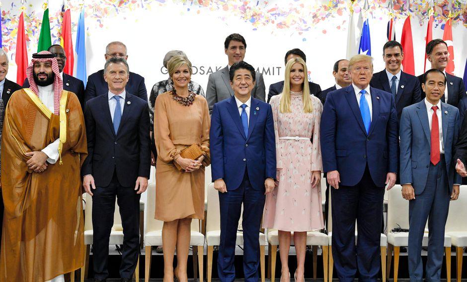 Culmina la Cumbre del G20, luego de dos días de debate. (Foto: EFE)