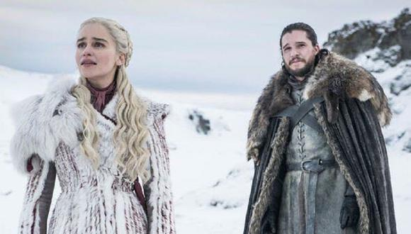 ¿Qué sucedió con Daenerys Targaryen al final de Game of Thrones? (Foto: HBO)