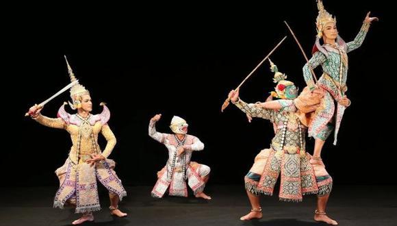 CAUTIVADOR. Bailes de varias regiones del país asiático. (Ministerio de Cultura)