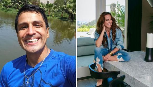 Gerardo Zamora ha compartido varias imágenes de su participación en el rodaje de la exitosa serie junto a Kate del Castillo. (Foto: Instagram)
