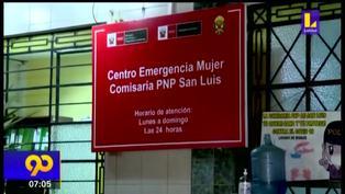 San Luis: mujer acusa a su conviviente de envenenarla con la comida