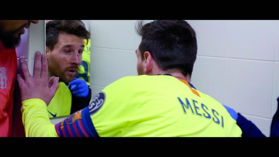 Netflix estrena 'Matchday', la serie del Barcelona que muestra detalles de los jugadores en sus partidos clave (Netflix)