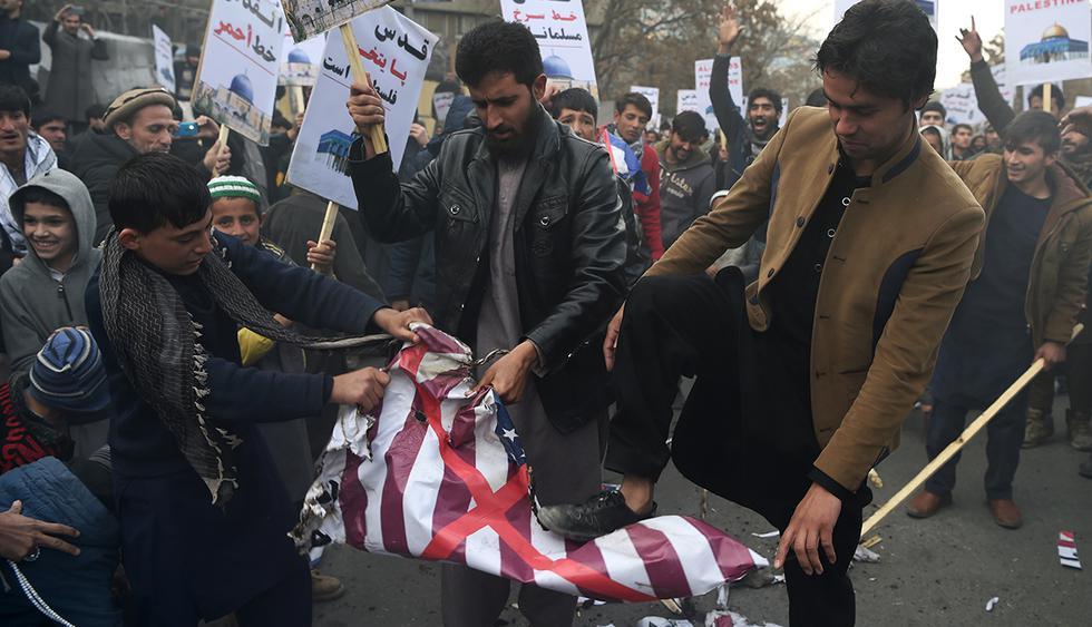 Estados Unidos y Afganistán quieren acelerar el proceso de paz. (Foto: AFP)