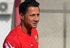 Gianluca Lapadula reportó a los trabajos de Benevento en la pretemporada