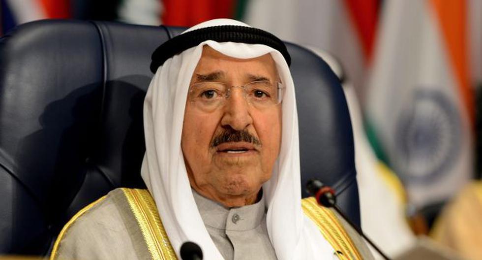 Fallece el emir de Kuwait tras dos meses de tratamiento médico en EE.UU.