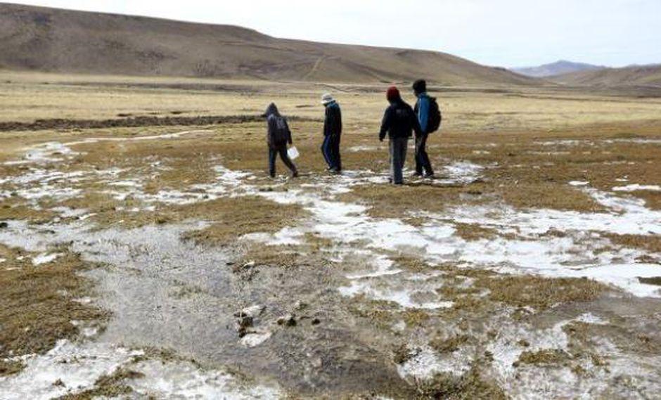 El Senamhi estimó que la estación de invierno no será tan fría como la del año pasado. (Foto: GEC/Archivo)