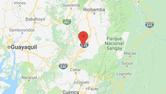 El epicentro de este movimiento telúrico se registró a 219 kilómetros al noreste de Zarumilla, Tumbes. (Foto: IGP)