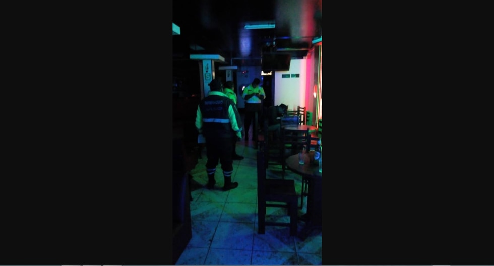 El operativo fue realizado por la Policía Nacional y el serenazgo del distrito. (Municipalidad de Villa el Salvador)