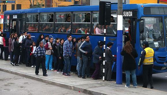 La flota que circulará cuando se inicie el cobro será igual a la que viene operando; es decir, 150 buses. (USI)