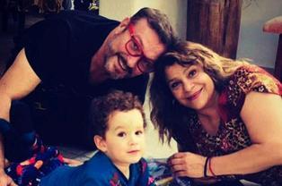Arturo Peniche: la historia de amor con Gabriela Ortiz que duró 38 años y terminó por culpa del COVID-19