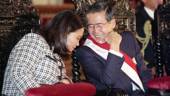 Keiko Fujimori comentó sobre el Autogolpe realizado por su padre, el expresidente Alberto Fujimori (Archivo).
