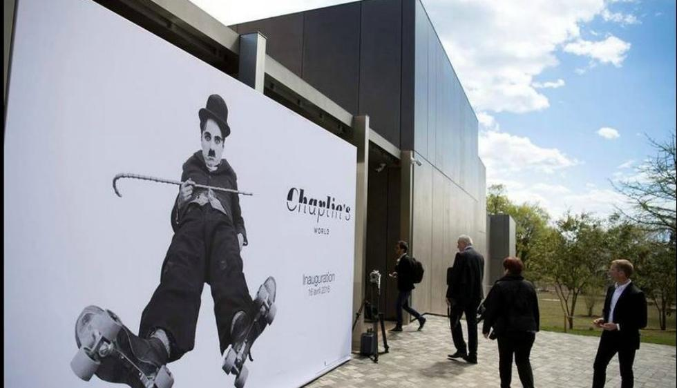 Inauguran el primer museo dedicado a Charles Chaplin. (EFE)