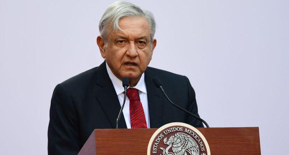 """AMLO reafirmó no ser """"partidario"""" de las reelecciones """"bajo ninguna circunstancia"""". (Foto: AFP)"""