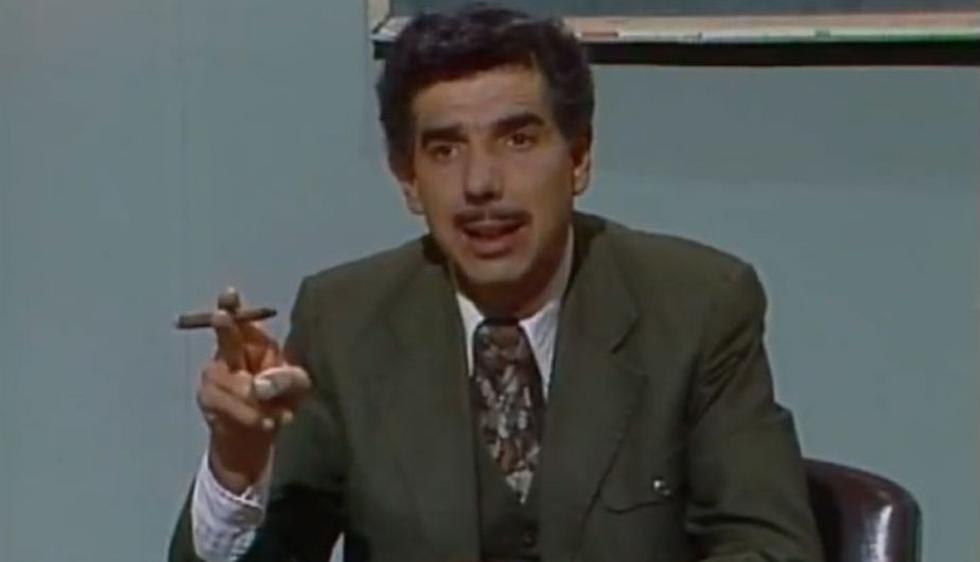 Rubén Aguirre divirtió a más de una generación interpretando a el Profesor Jirafales en 'El Chavo del Ocho'. (Internet)
