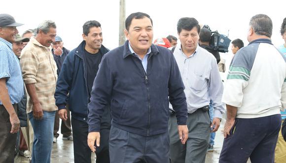 Augusto Miyashiro se libró de su condena por negociación incompatible.