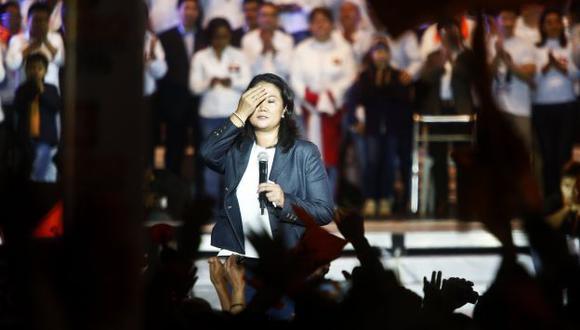 Fujimori se encuentra en la mira de la Fiscalía.