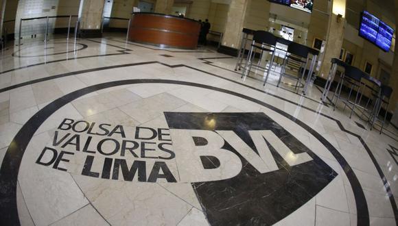 El indicador S&P/BVL Perú General, el más representativo de la bolsa, avanzaba un marginal 0.01%. (Foto: BVL)
