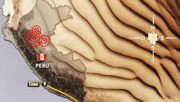Sismo en Loreto: Los terremotos más mortales registrados en la selva del Perú. (Referencial AFP)
