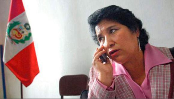 La alcaldesa Castro en problemas. (Difusión)