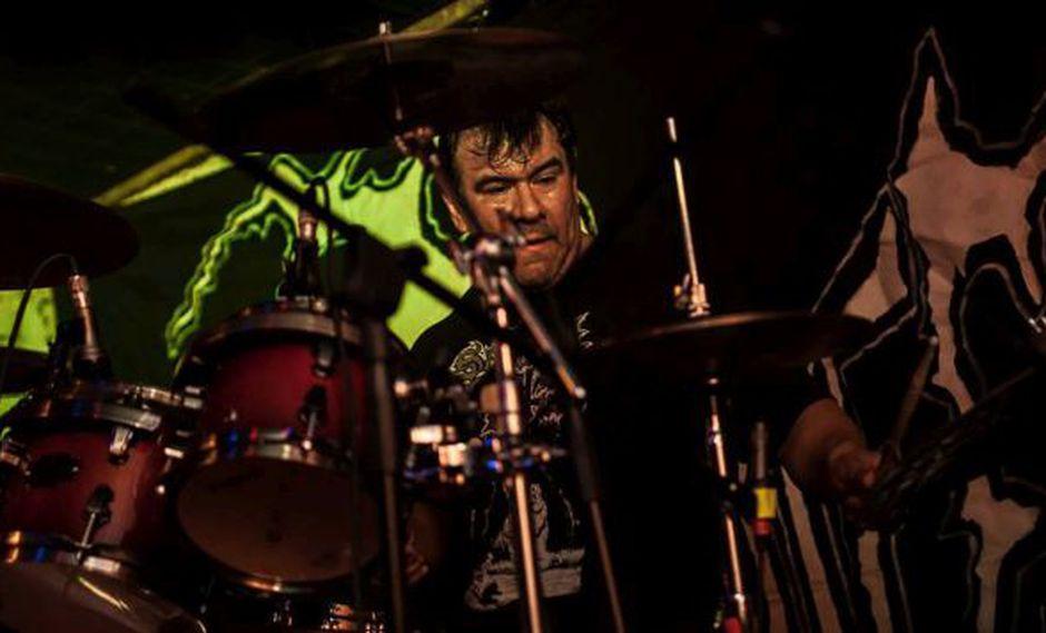 Batero. Álvaro y sus más de 30 años en el metal.