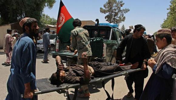 En la provincia de Nangarhar se encuentra el principal bastión del grupo yihadista Estado Islámico (EI). (Foto referencial: AFP)