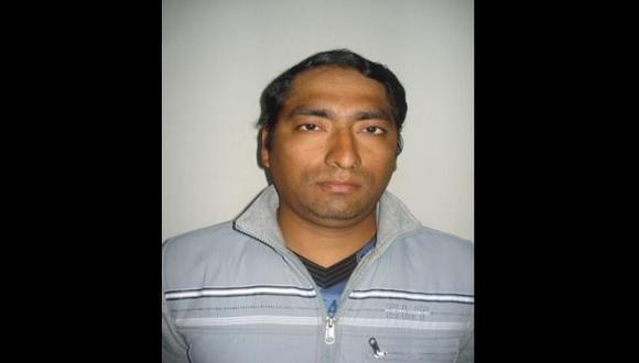 Rolando Pantoja fue arrestado en el kilómetro 26.5 de la Panamericana Norte.  (Difusión)