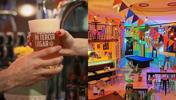 Bar 'Mi Tercer Lugar' apertura nuevo local en San Miguel y ofrece cervezas artesanales a s/13