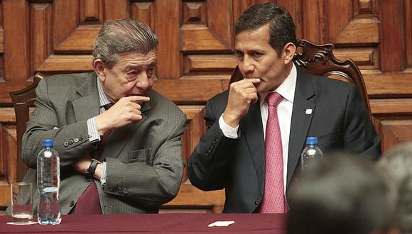 No gustó la 'foto final' del impasse con Ecuador. (César Fajardo)