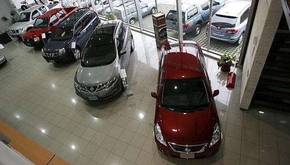 Venta de vehículos repuntó en octubre. (USI)