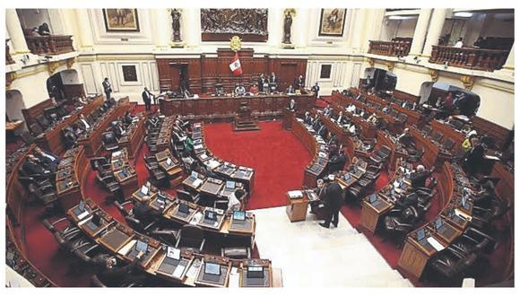 El nuevo Congreso estaría fragmentado en 11 bancadas (Congreso)