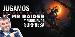 Jugamos Shadow of the Tomb Raider