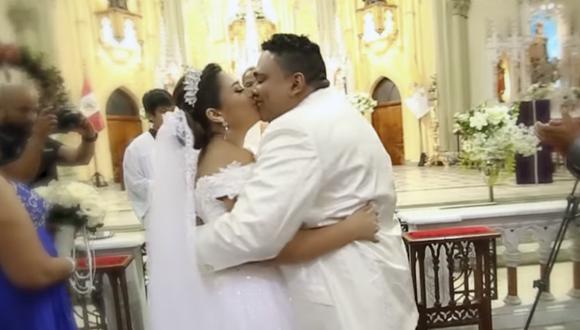Rompieron. Josimar hizo público el fin de su matrimonio.
