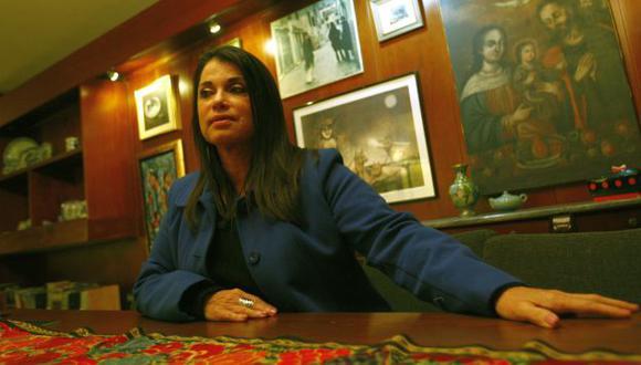 La candidata de Perú Posible se quedó sin piso. Sus polémicos antecedentes pesaron ante la opinión pública. (Perú)