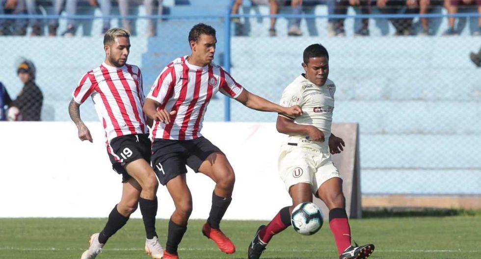 Universitario vs. Coopsol se miden por la Copa Bicentenario 2019. (Foto: GEC)
